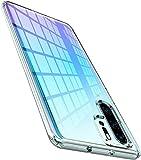 Spigen, Funda Compatible con Huawei P30 Pro 2019 [Liquid Crystal] Protección Delgada de Gel...