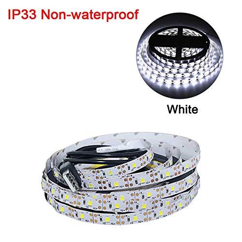 YSNMM LED-nachtlampje, 5 V, onder het licht van het bed, 5 m, USB, niet waterdicht, 2835 stuks