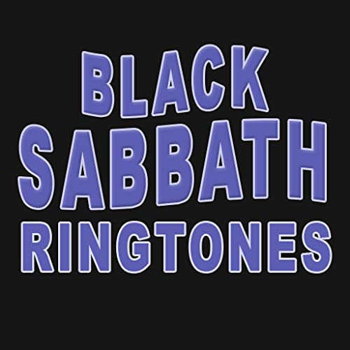 Black Sabbath Ringtones Fan App