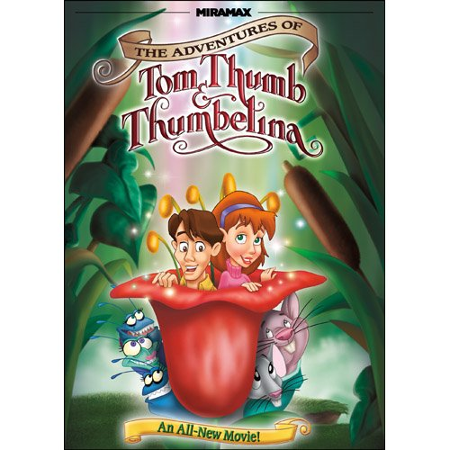 Adventures of Tom Thumb & Thumbelina [DVD] [Import]