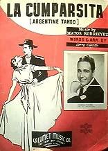 Best argentine tango sheet music Reviews