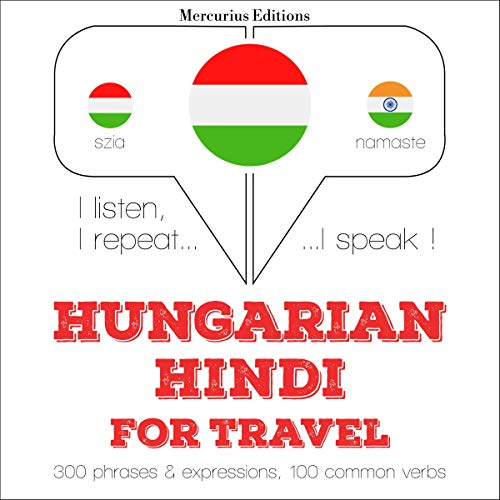 Hungarian – Hindi. For travel cover art