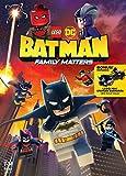 LEGO DC: Batman: Family Matters w/ LEGO Batmobile Premium (Blu-ray)