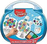 Maped Creativ - Mon premier kit de tampons encreurs - Loisirs créatifs enfants - Premier Age