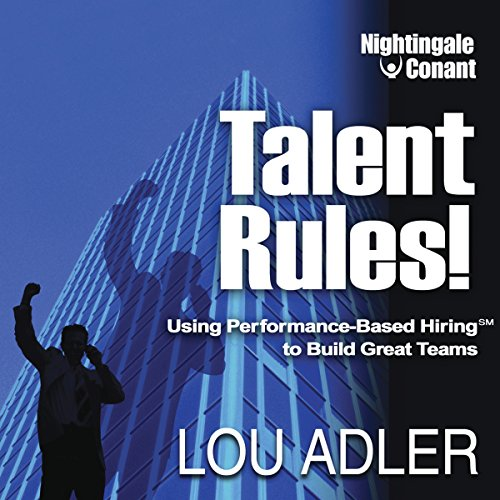 Talent Rules! cover art