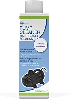 Aquascape 91143 Pond and Waterfall Pump Cleaner Maintenance Solution, Clear