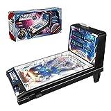 Flipper sur Pied Enfant Mini Machine De Jeu D'arcade avec Son éclairé Enfant Puzzle Flipper Cadeau De Fête d'anniversaire