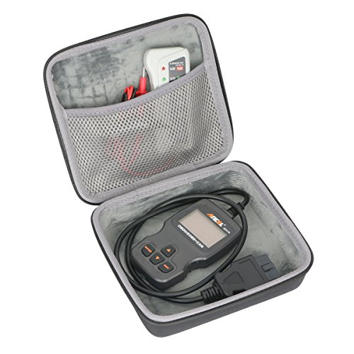co2CREA Hard Travel Case for Ancel AD310 / AD410 Classic Enhanced Universal OBD II Scanner Code Reader Scan Tool