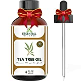 Tea Tree Oil - 100% Pure and Natural Therapeutic Grade Australian Melaleuca Backed by Medical...