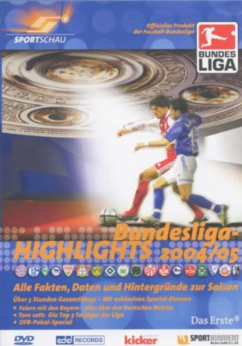 Bundesliga - Highlights 2004/2005