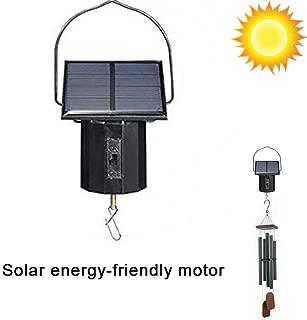 Matoen Metal Rotator Motor Solar Powered Wind Spinner Hanging Metal Large Electric Tool