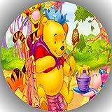 FONDANT Tortenaufleger Tortendeko Geburtstag Winnie Pooh P41