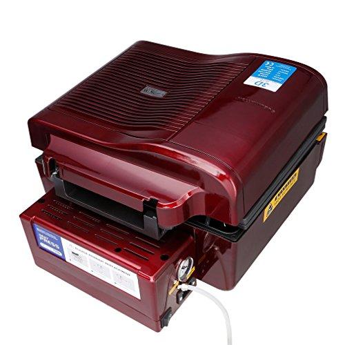 niceao 3d Sublimación vacío Calefacción Impresión/3d Vaccum Heat Press...