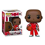 QToys Funko Pop! NBA: Chicago Bulls #56 Michael Jordan Rookie Uniform Chibi...
