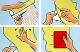 [12,14€/m²] Klebefolie in Holz-Optik inkl. Rakel & eBook I versch. Dekore & Maße I Selbstklebende Folie Holz für Möbel Küche Tür & Deko I Möbelfolie Holzdekor dunkel - Eiche Umbra [210 x 90cm] - 6