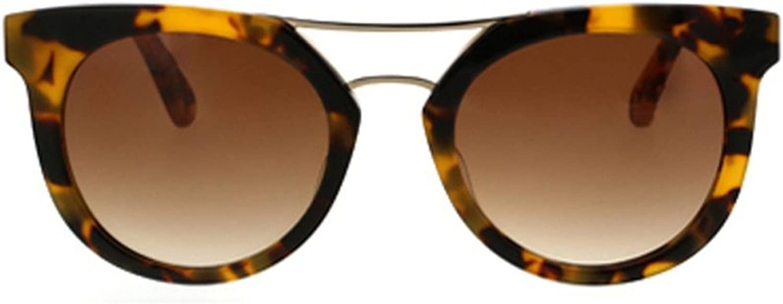 Catherine Malandrino Women's Modern Retro Rounded Combo Sunglasses