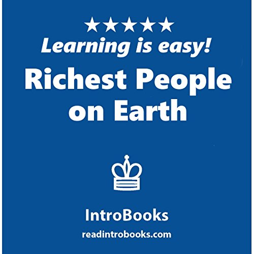 Richest People on Earth audiobook cover art