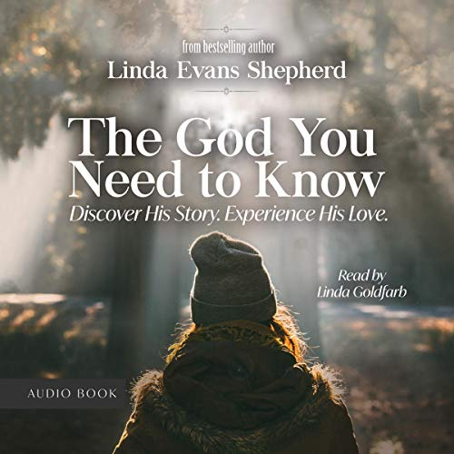 The God You Need to Know cover art