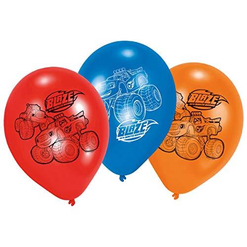 Liragram Luftballons Blaze