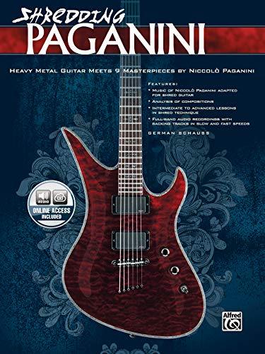 Shredding Paganini (National Guitar Workshop)