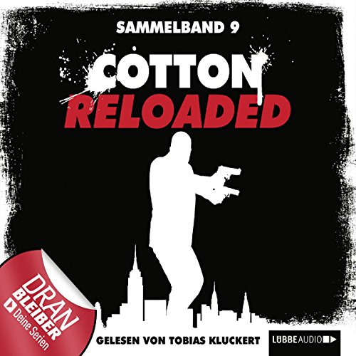 Cotton Reloaded: Sammelband 9 (Cotton Reloaded 25 - 27) Titelbild
