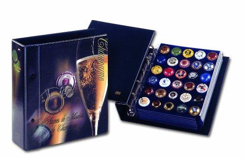 SAFE-ID - Articles de collectionneurs - Album pour 90 Capsules Champagne 7865