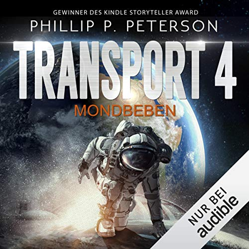 Mondbeben audiobook cover art