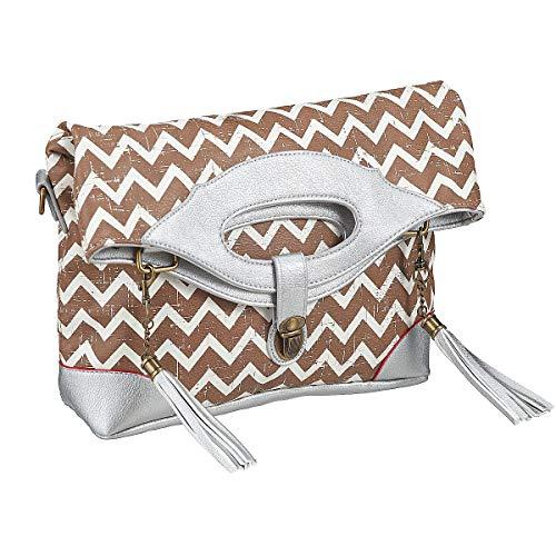 Blutsgeschwister Orient Express Tea Time Bag Handtasche 27 cm sunny sunday