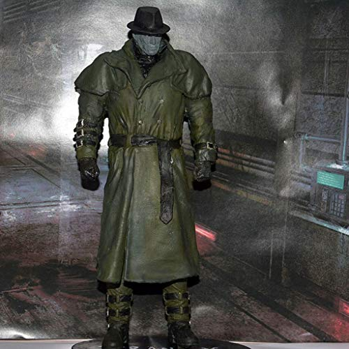 Lotoy Resident Evil Figura Tirano Estatua chibi
