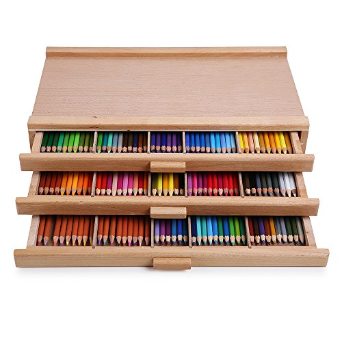 Art Tool & Sketch Storage Boxes