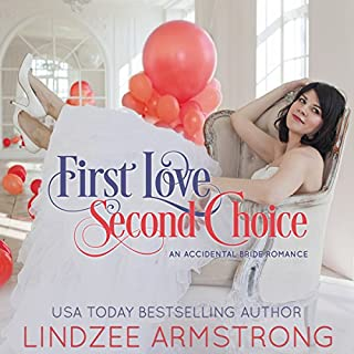 First Love Second Choice audiobook cover art
