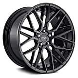 NICHE Gamma M190 Wheel Rim 19x8.5 5x120 Matte Black 35mm
