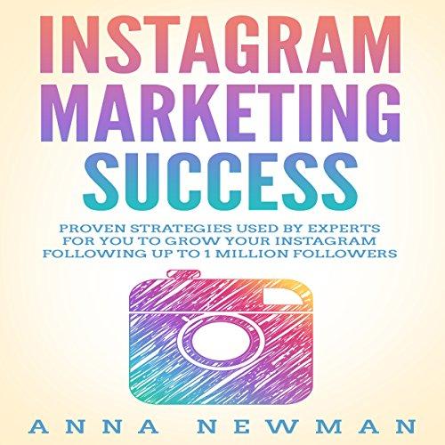 Instagram Marketing Success audiobook cover art