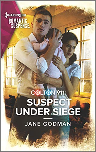 Colton 911: Suspect Under Siege (Colton 911: Grand Rapids Book 2) (English Edition)
