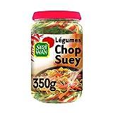 SUZI WAN Mélange de légumes asiatiques Chop Suey 350 g - Pack de 12 unités