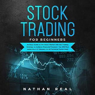 Stock Trading for Beginners cover art