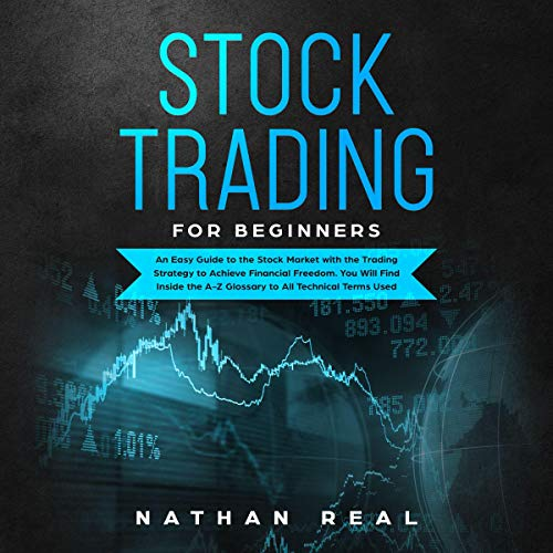 Stock Trading for Beginners Titelbild