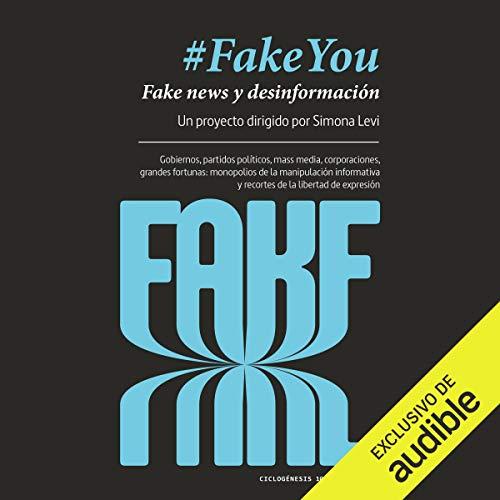 Diseño de la portada del título FakeYou (Edición en español)