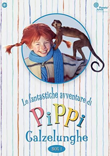 Pippi Calzelunghe V.1 Serie Tv-(Box 4 Dv)