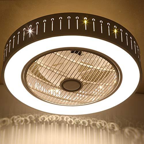 Moderner Deckenventilator mit LED Beleuchtung Bild 3*