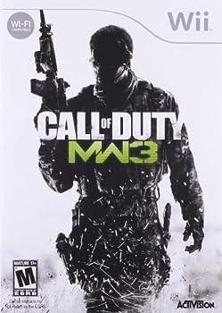Call of Duty  Modern Warfare 3 - Nintendo Wii