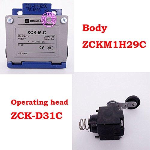 Limit Switch Original New XCK-M.C XCKM131H29C XCK-M131H29C ZCKM1H29C ZCK-M1H29C ZCKY31C ZCKD05C
