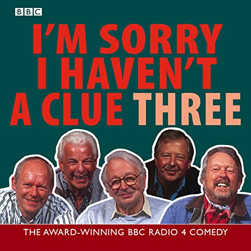 I'm Sorry I Haven't a Clue, Volume 3 audiobook cover art