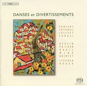 Taffanel, P.: Wind Quintet / Poulenc, F.: Sextet / Jolivet, A.: Serenade / Tomasi, H.: 5 Danses