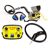Garrett Sea Hunter Mark II Underwater Metal Detector with 2 Search Coils