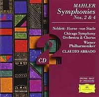 Mahler: Symphonies Nos. 2 & 4 (1997-09-16)