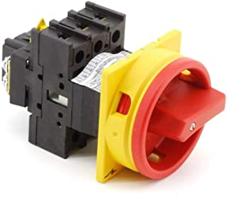 Eaton P1-25 3 Pole Enclosed Non Fused Isolator Switch T144235