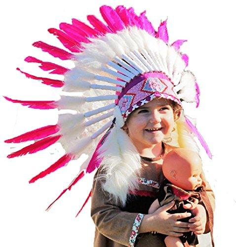 KARMABCN - Hüte & Kopfbedeckungen für Kinder in Pink Swan, Größe Einheitsgröße
