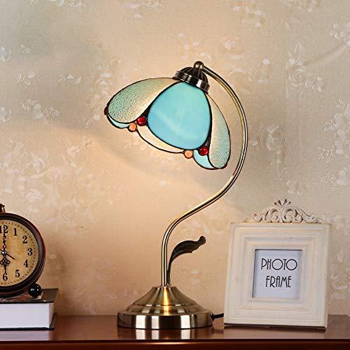 Mediterrane tafellamp nachtlampje, kinderkamer bureaulamp leeslamp, mode creatieve warme slaapkamer studie Hotel lamp