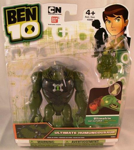 Ben 10 Alien 4 Inch Action Figure Ultimate Humungousaur Includes Minifigure For Revolution Ultimatrix
